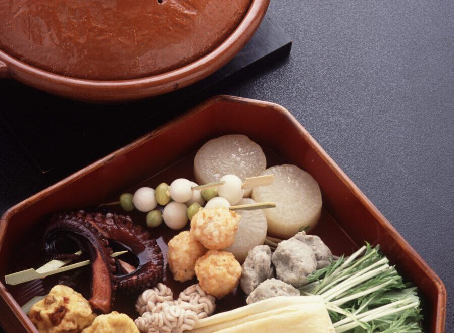 秋冬のお鍋その三 -おでん鍋-