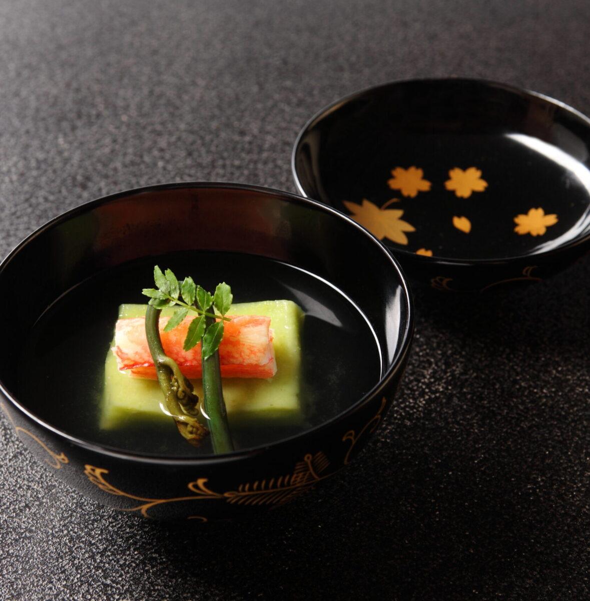 荻窪・西荻窪の個室懐石料理の花懐石ふる林