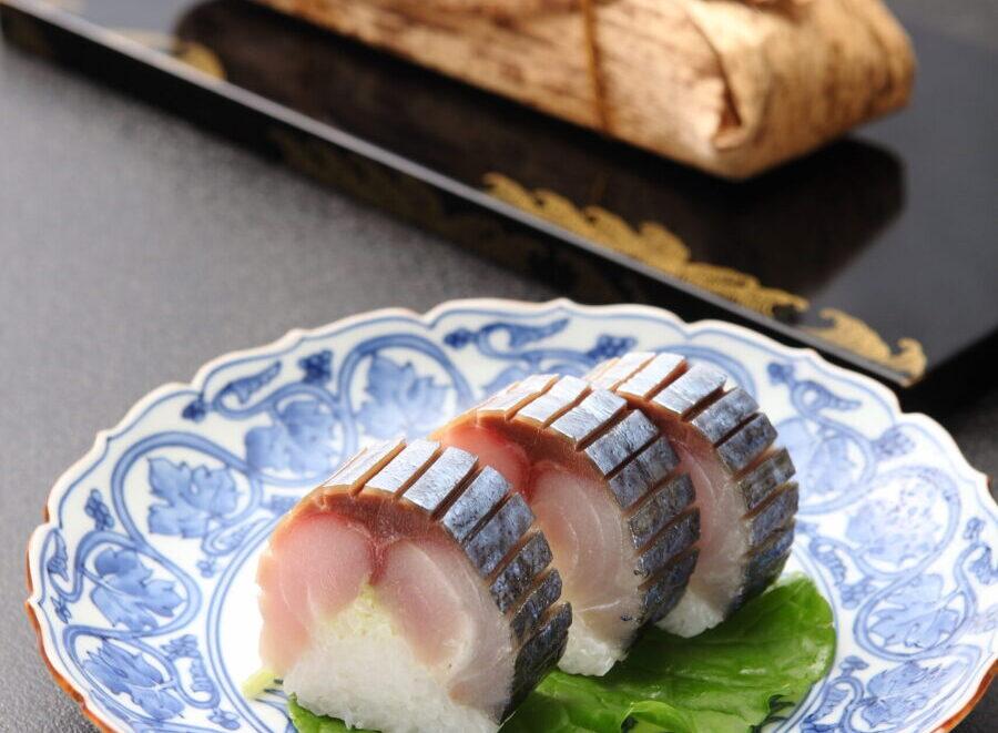 お持ち帰り鯖寿司-2,700円-