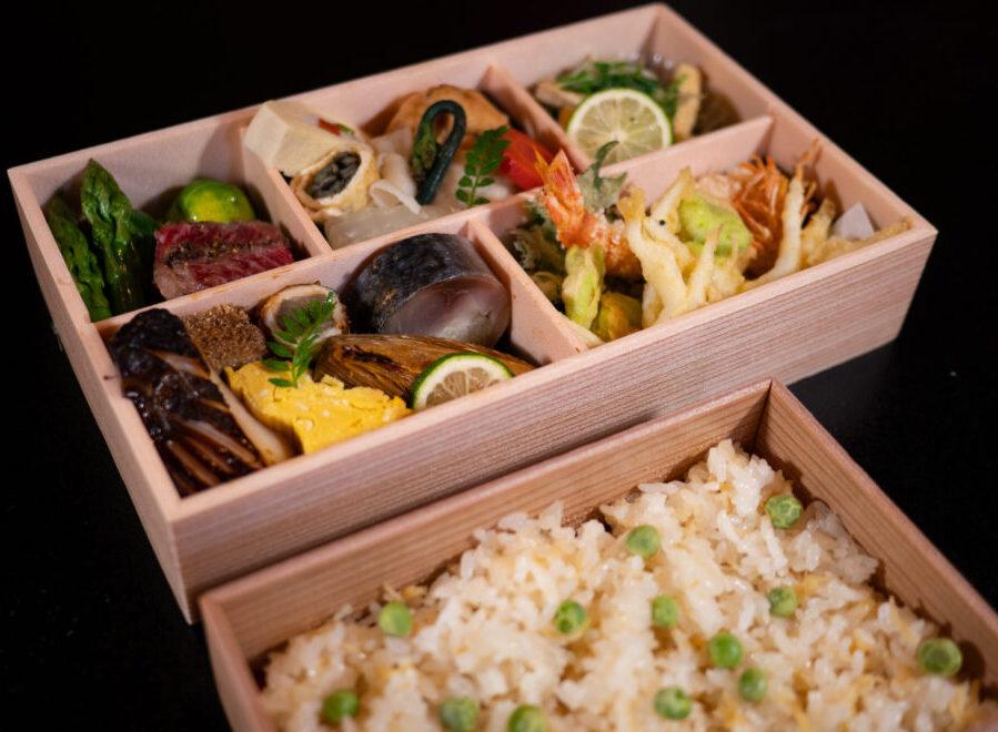 懐石お弁当-5,400円-